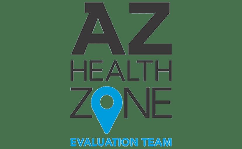 AZ Health Zone logo