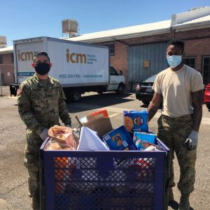National Guard helps Nourish PHX