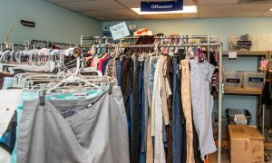 clothing for low income families